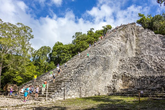 Coba Maya Ruins Tour
