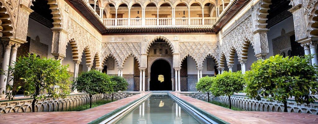 Visita  a la Catedral, Alcázar y Barrio de Santa Cruz