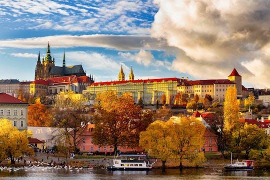 Ingressos para skip-the-line do Castelo de Praga e tour de introdução de uma hora