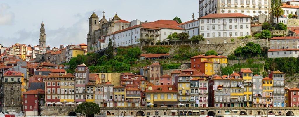 Porto city private tour