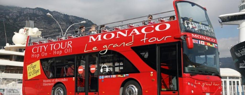 Хоп, хоп-офф Ле Гран тур Монако