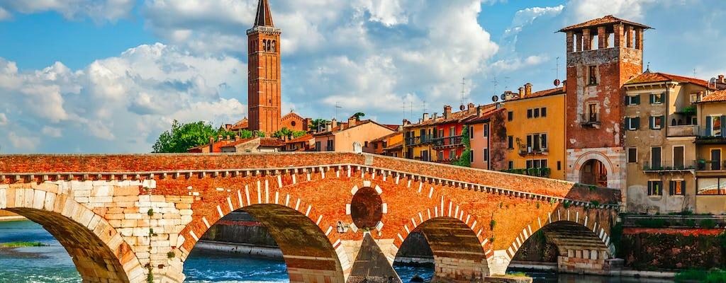 Escursione a Verona e al lago di Garda