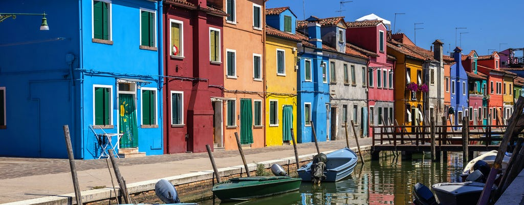 Excursion to Venice and the lagoon islands