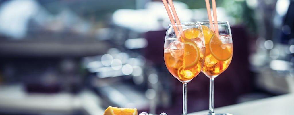 Cocktail al Tarnowska's American bar