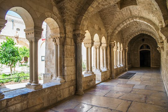 Bethlehem and Jericho day tour