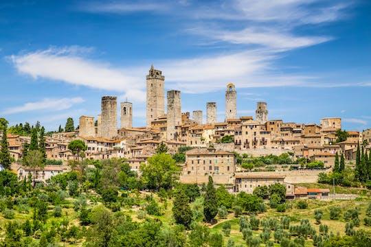 San Gimignano, Siena and Chianti tour from Montecatini