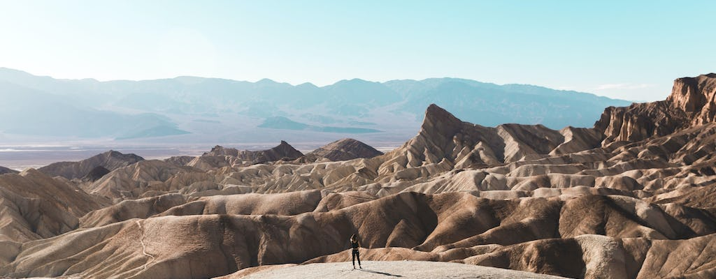Death Valley National Park day trip from Las Vegas