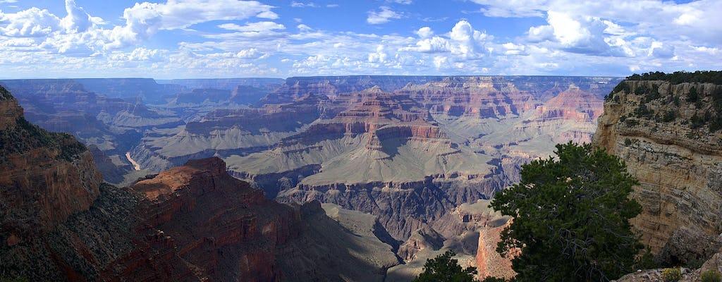 Gita di un giorno al South Rim National Park del Grand Canyon da Las Vegas con upgrade in elicottero