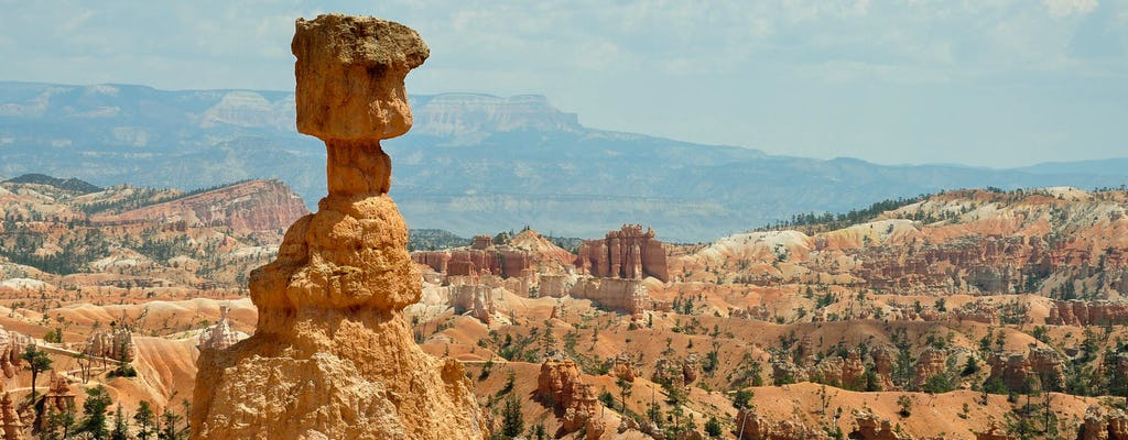 Bryce Canyon National Park day trip from Las Vegas