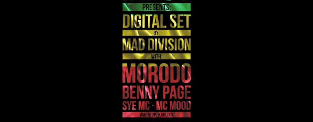 Input Pres Morodo (digital Set) & Benny Page