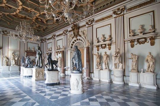 Museo dell'Impero Romano con visita guidata al Foro