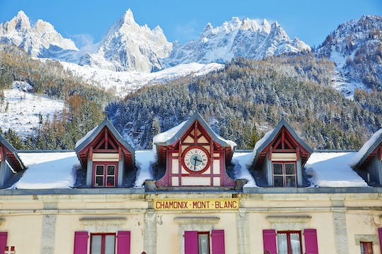 Chamonix Mont Blanc and Annecy full-day tour