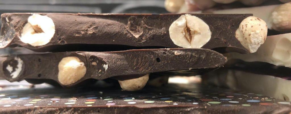 Шоколадная мастерская в Венеции