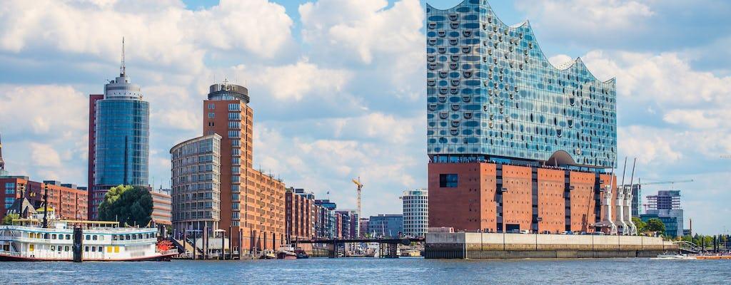 Tour pela Elbphilharmonie de Hamburgo