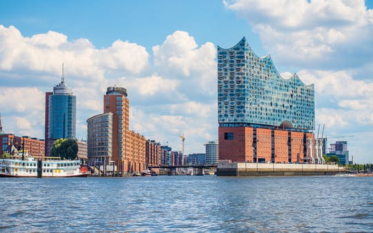 Wycieczka po Elbphilharmonie w Hamburgu