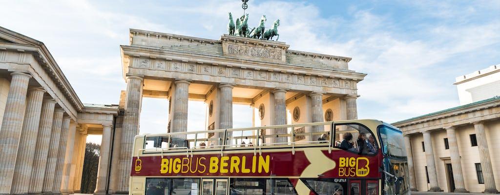 Billets pour Big Bus à arrêts multiples à Berlin