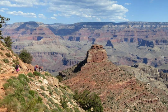 Grand Canyon South Rim bus tour with IMAX Tickets