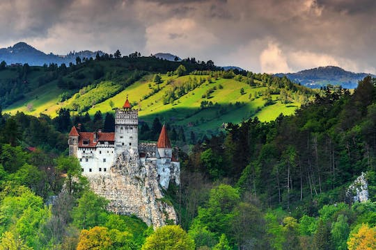 Day Trip to Dracula's Castle