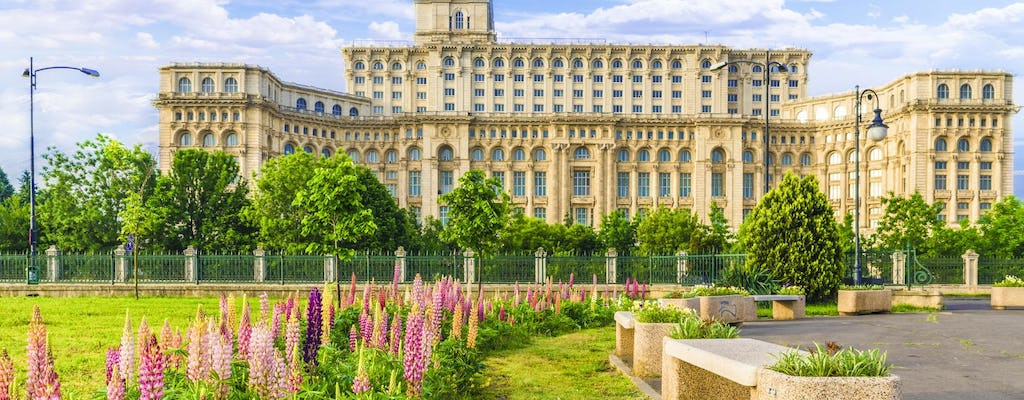 Discover Bucharest half-day guided tour