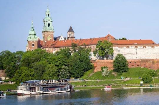 Cruise op de rivier de Vistula