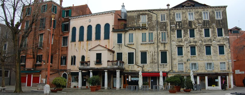 Tickets for the Jewish Museum of Venice