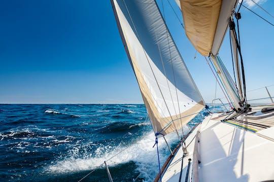 Wycieczka łodzią w Barcelonie dla 2 osób