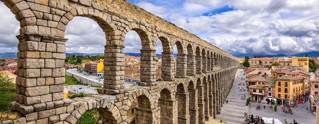 Avila and Segovia full-day tour from Madrid