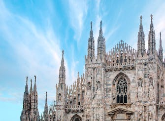 Duomo of Milan guided tour with fast track access