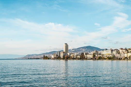 Excursion d'une journée à Chaplin, Montreux et au château de Chillon au départ de Genève