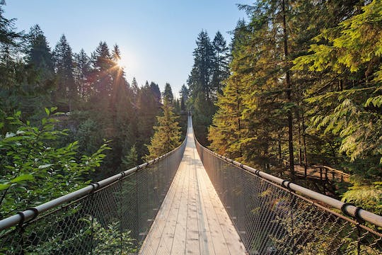 Capilano Suspension Bridge tickets