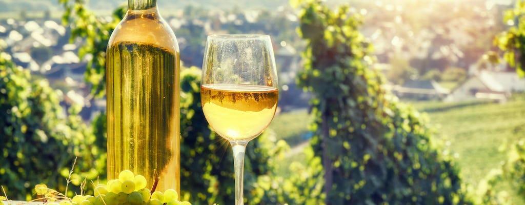 Дегустация румынских вин из Бухареста