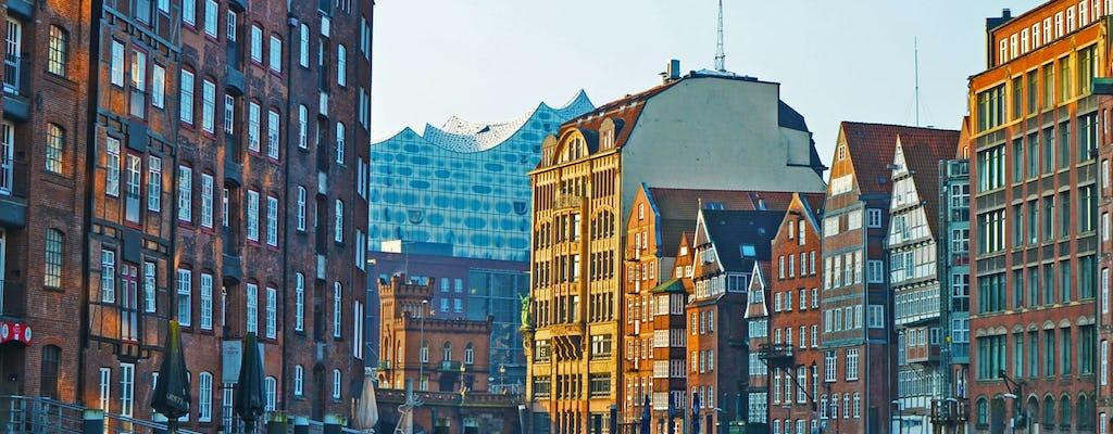 Historische Stadtführung durch Hamburg