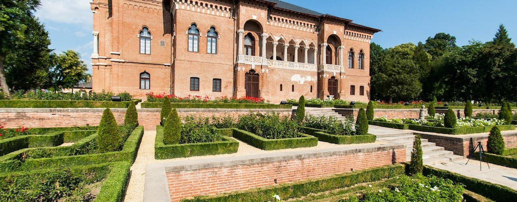 Visit Snagov Monastery and Mogosoaia Palace