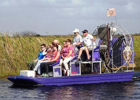 Miami Everglades Day Tour