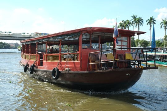 Bangkok Rice Barge Cruise