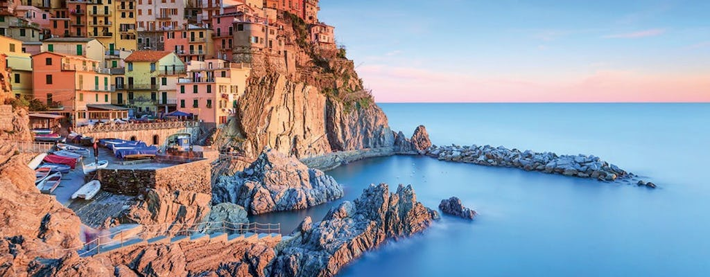 Cinque Terre small group day trip from Lucca with optional lunch