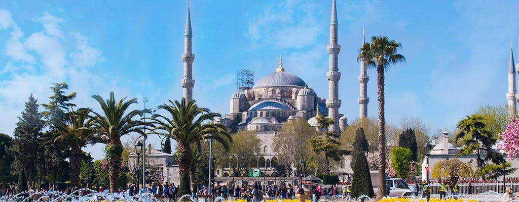 Tour pela Mesquita Azul e pela Praça Sultanahmet