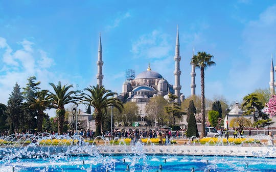 Blue Mosque and Sultanahmet Square tour