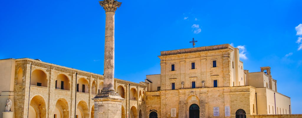 Salento guided tour from Lecce