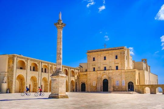 Tour guidato del Salento da Lecce