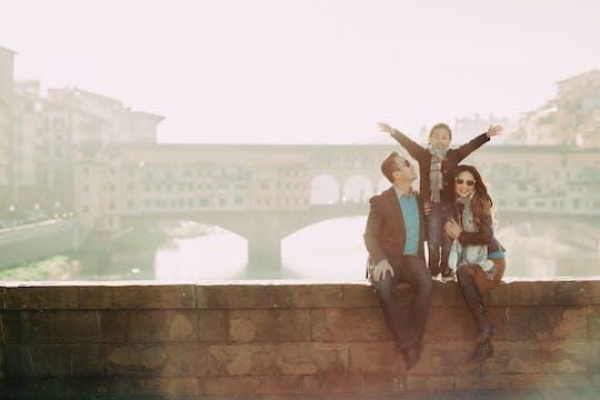 Sesión de fotos profesional en Florencia