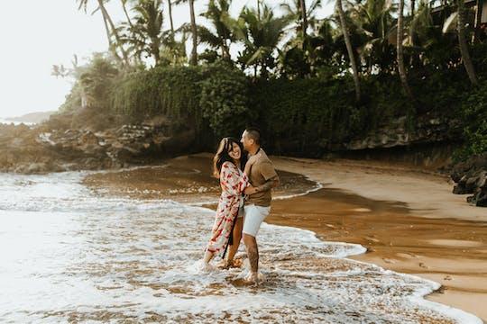 Maui professional photoshoot experience