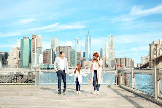 Esperienza di servizio fotografico professionale a New York