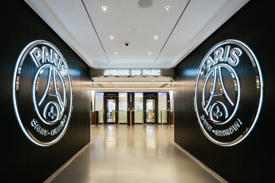 Tour dello stadio al Parc des Princes - Paris Saint-Germain Experience