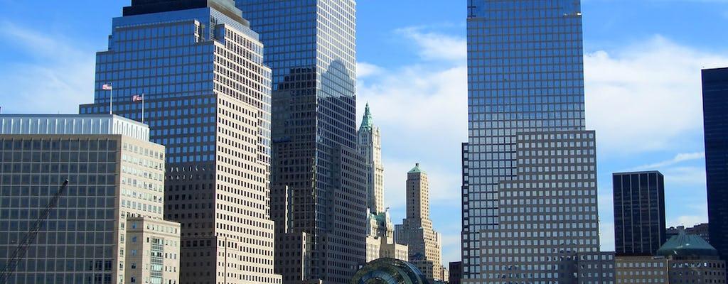 Paquete turístico para el Downtown de Nueva York