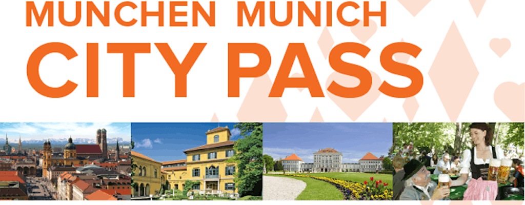 Munich City Pass with 45 free activities and public transport to the entire area