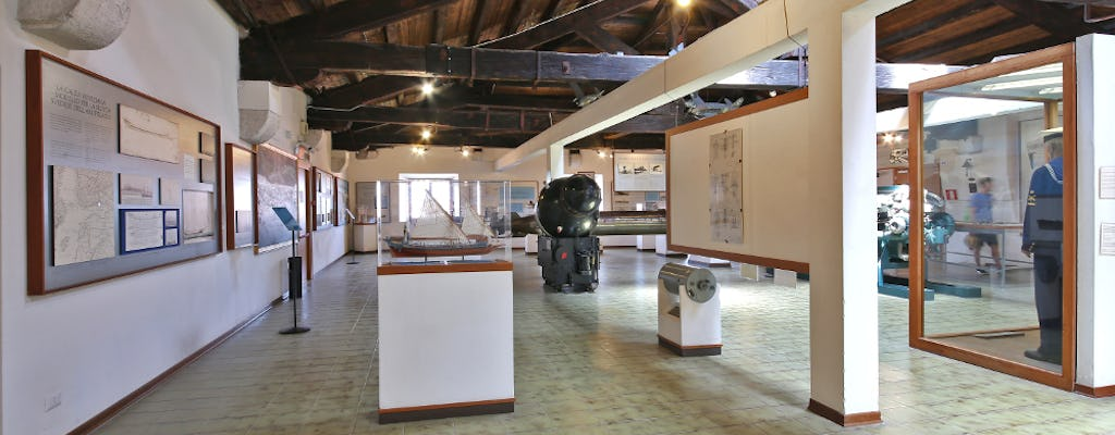 Naval History Museum of the Italian Navy Admission Tickets