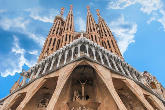 Саграда Фамилиа быстро отслеживать билеты и экскурсию с выходом на башни