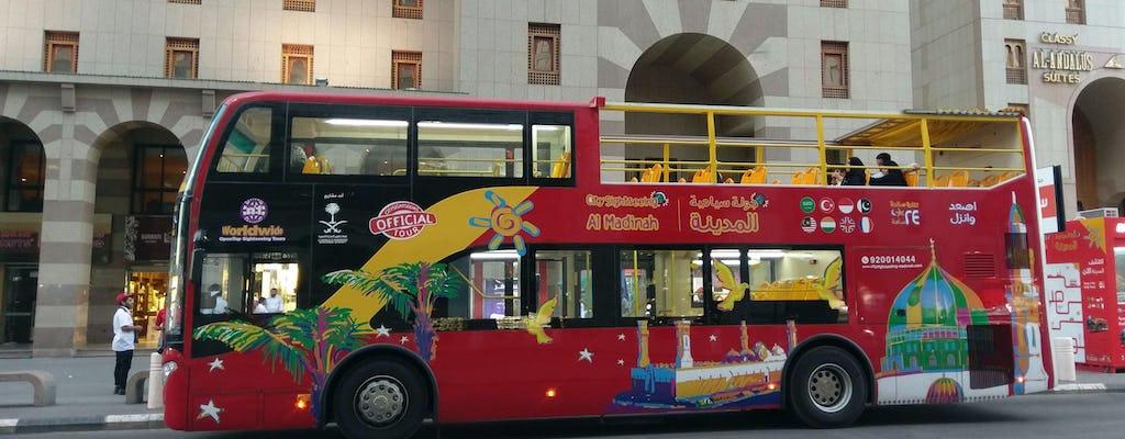 Tour in autobus hop-on hop-off Medina - 24 ore