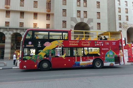 Hop-on hop-off bustour Medina - 24 uur